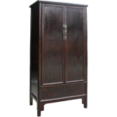 Original Ming Style Tapered Cabinet