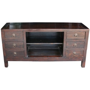 Brown Low Sideboard/TV Sideboard