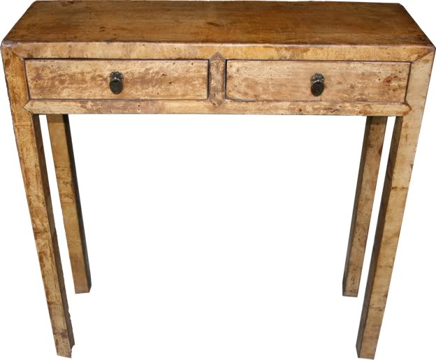 Chinese antique furniture distressed leather wrapped for Oriental furniture australia