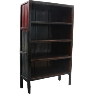Original Old Black Large Book Case
