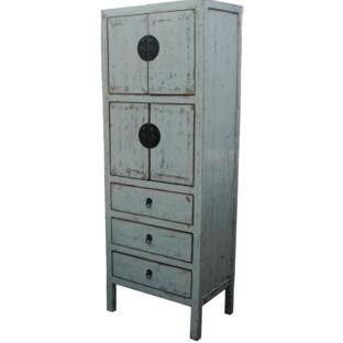 Grey Chinese Wedding Cabinet