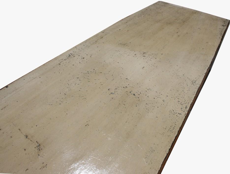 Original Painted Tibetan Cabinet Sideboard Top