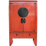 Original Red Wedding Cabinet
