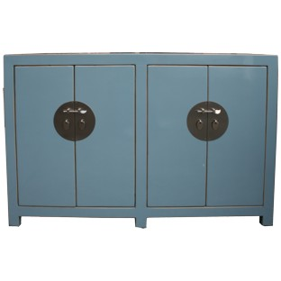 Light Grey Four Door Sideboard/Buffet