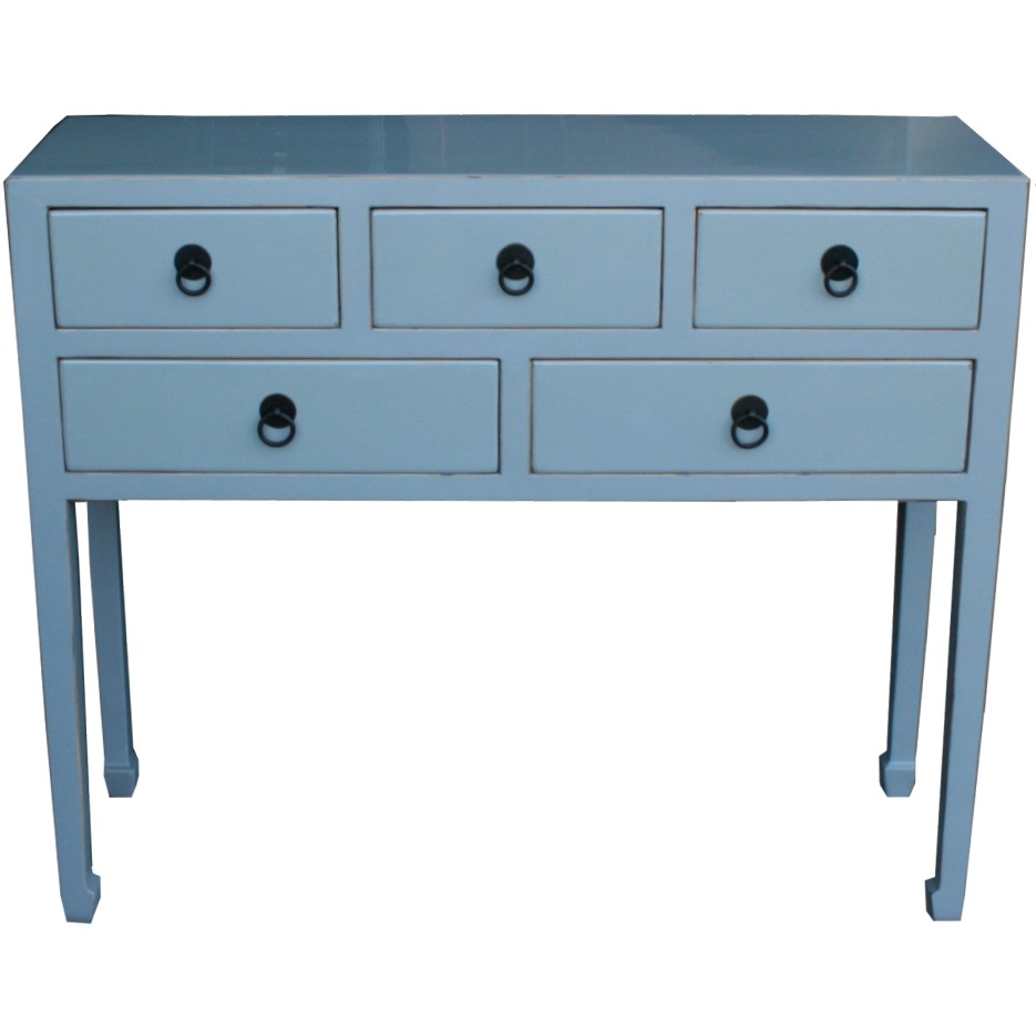 Chinese console for 35 console table