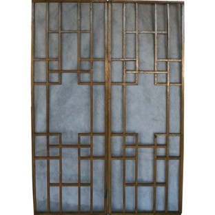 Wood Carved Wall Hanging Screen