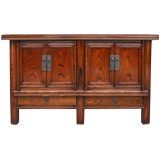 Brown Classical Chinese Sideboard