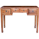 Original Natural Elm Wood Desk
