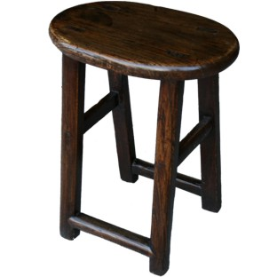 Original Chinese Farmer Stool