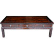 Original Rectangular Coffee Table 6-Drawers