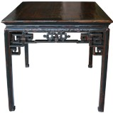 Original Chinese Square Dining Table