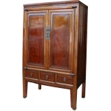 Original Brown Chinese Wedding Cabinet