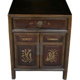 Chinese Mother of Pearl Side Cabinet