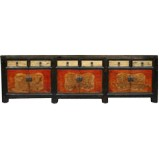 Original Large Mongolian Sideboard