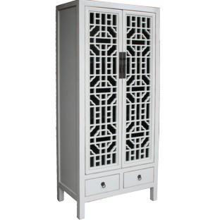 Chinese White Kitchen Cabinet