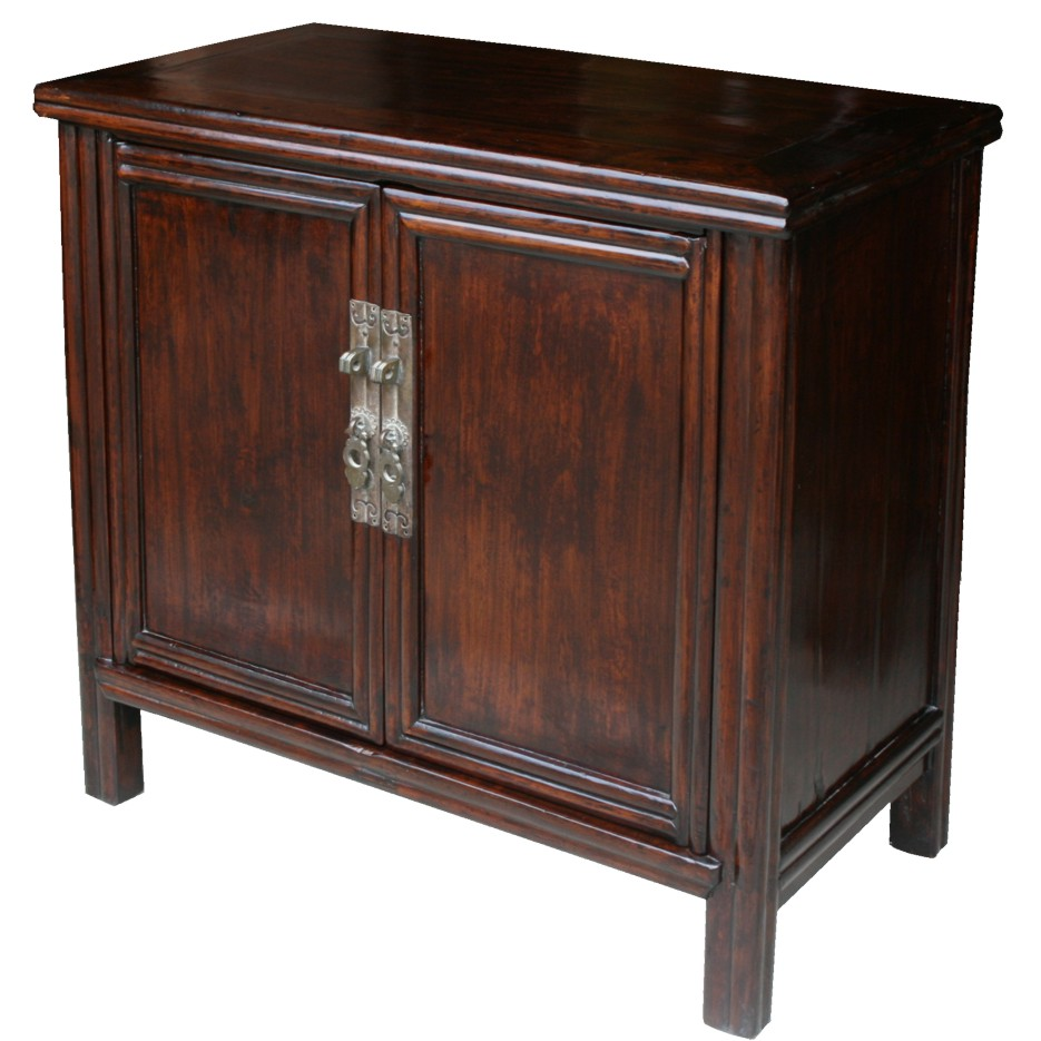 Chinese antique cabinet for Oriental cupboard