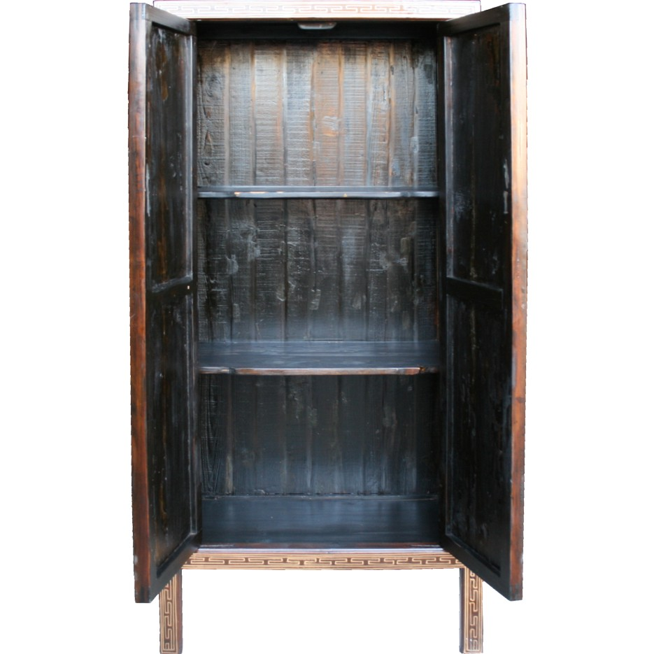 Chinese large cabinet for Oriental cupboard