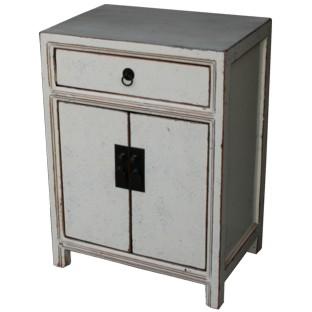 Original White Bedside Table