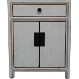 Original White Bedside Table