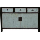 Light Blue/Green Sideboard/Buffet