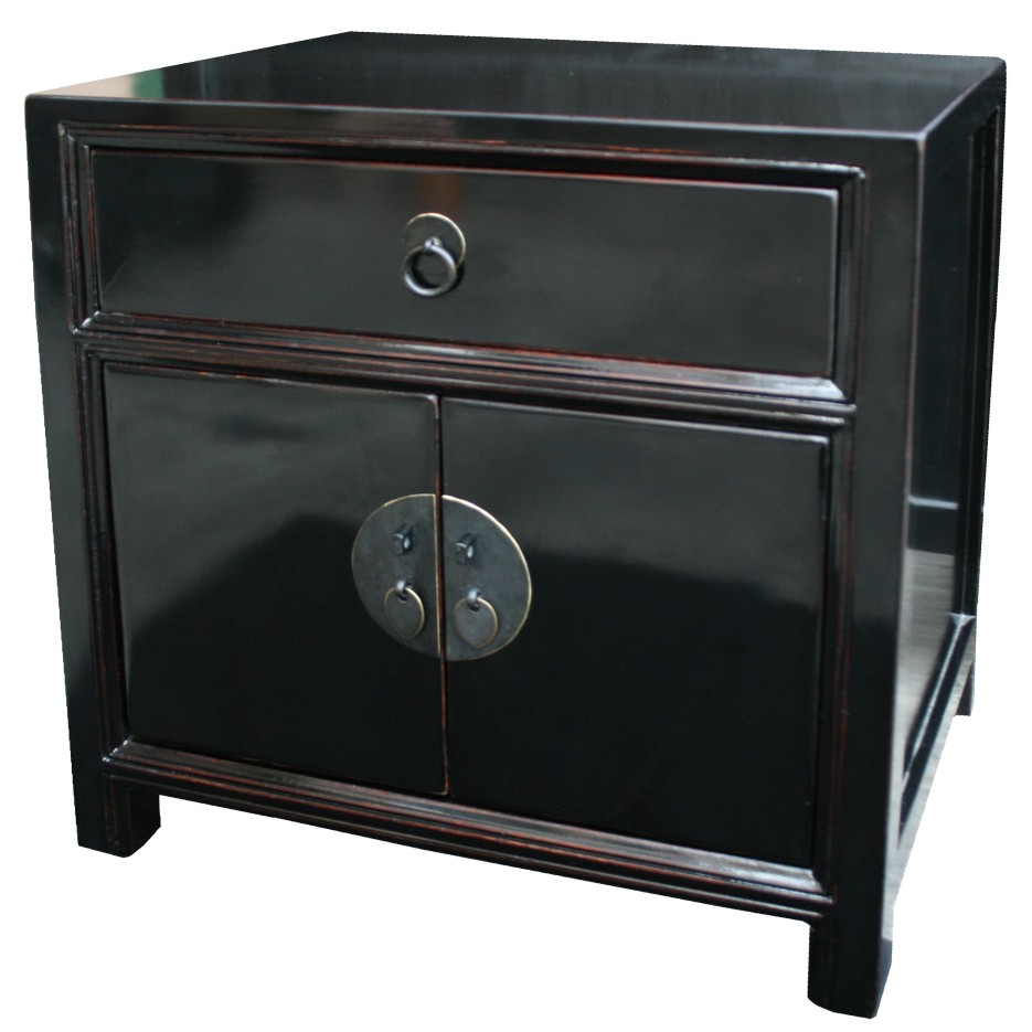 Chinese Bedside Table