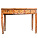 Chinese Brown Table Desk
