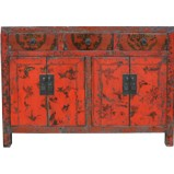 Original Red Sideboard