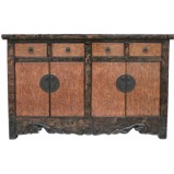 Distressed Chinese Sideboard