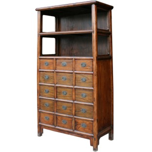 Original Chinese Medicine Herb Cabinet