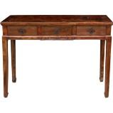 Original Brown 3 Drawers Desk