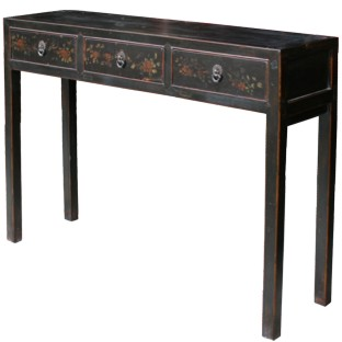 Original Console 3-Drawer Table/Hall Table