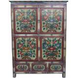 Tibetan Medium Cabinet