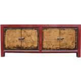 Chinese Original Low Painted Sideboard