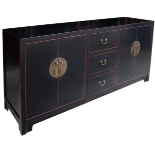 Black Sideboard Reproduction
