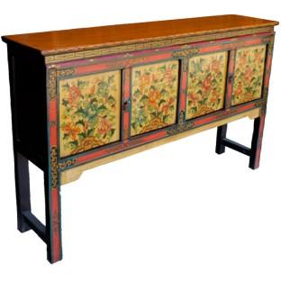 Tibetan Console Table