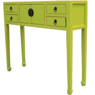 Light Green Dressing Table