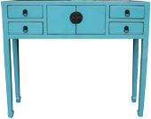 Light Blue Dressing Table