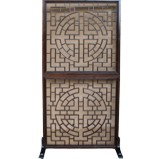 Oriental  Screen with Stand /Room Divider
