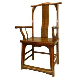 Brown Original Chinese Arm Chair