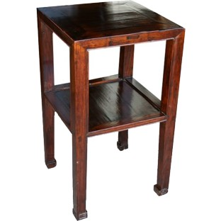 Original Brown Wood Tea Table