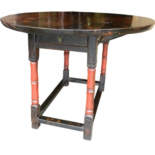 Original Foldable Round Dining Table