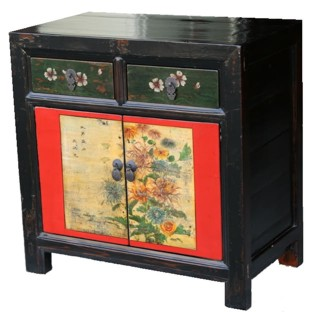 Original Painted Shanxi Cabinet