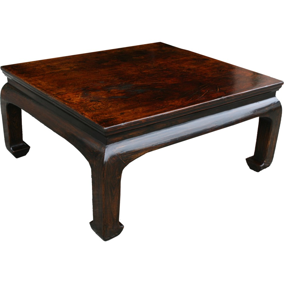 Chinese Opium Table