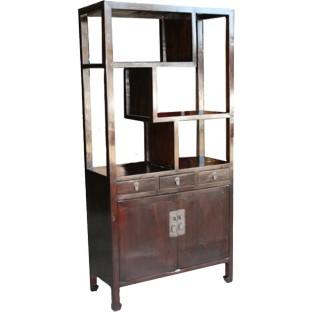 Original Brown Display Shelf