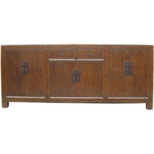 Large Natural Wood Colour Sideboard/Buffet