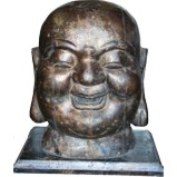 Original Wooden Budda Head