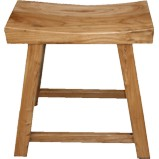 Light Brown Farmer Stool