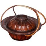 Food Basket with Handle