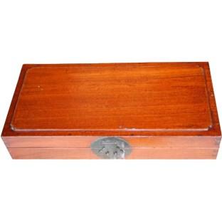 Flat Wood Document box