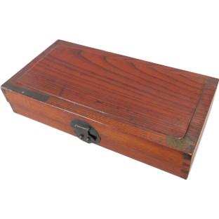 Wood Scholar box